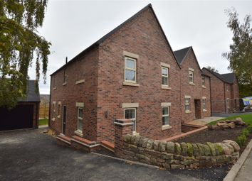 Thumbnail 4 bed detached house for sale in The Paddock, Holbrook, Belper