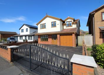 Thumbnail 5 bed detached house to rent in Warren Drive, Thornton-Cleveleys, Lancashire