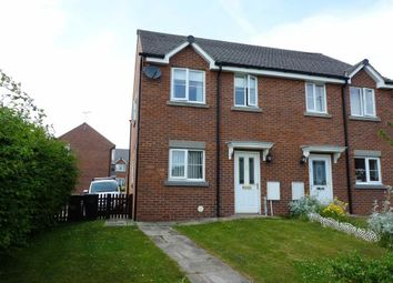 Thumbnail 2 bed semi-detached house for sale in Farndon Rise, Hereford, Herefordshire