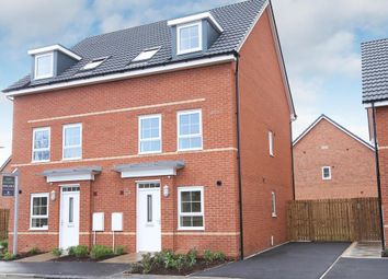 """Thumbnail 3 bed end terrace house for sale in """"Padstow"""" at Filter Bed Way, Sandbach"""