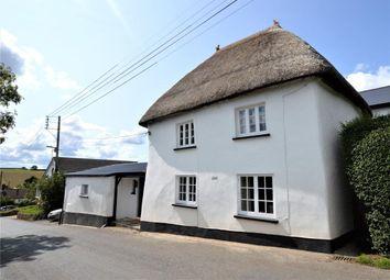 Thumbnail 3 bed detached house for sale in Morchard Bishop, Crediton, Devon