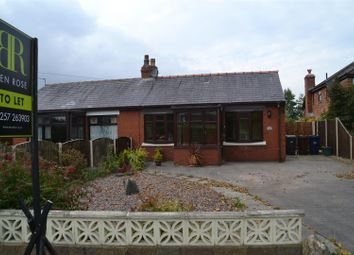 Thumbnail 3 bed bungalow to rent in Croston Road, Farington Moss, Leyland