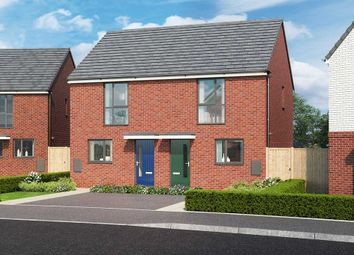 """Thumbnail 2 bed property for sale in """"The Buttercup"""" at Goscote Lane, Bloxwich, Walsall"""