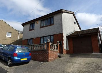 Thumbnail 3 bedroom detached house for sale in Commercial Road, Rhydyfro, Pontardawe, Swansea, West Glamorgan