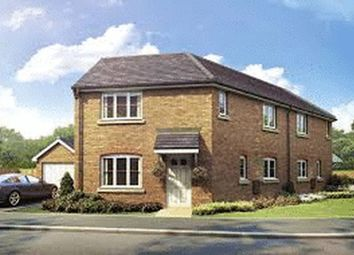 Thumbnail 3 bed semi-detached house for sale in The Newton, Wardentree Lane, Pinchbeck, Spalding