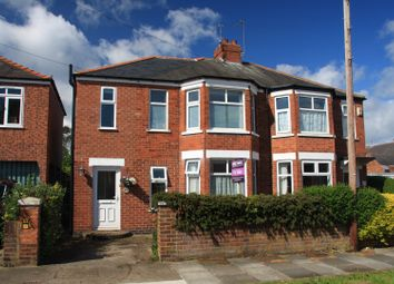 Thumbnail 3 bed semi-detached house for sale in Lilac Avenue, York
