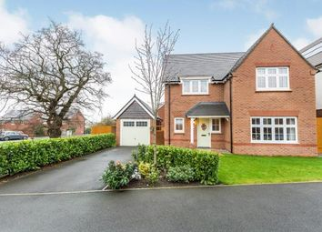 Thumbnail 4 bed detached house for sale in Wentwood Crescent, Leyland, Lancashire