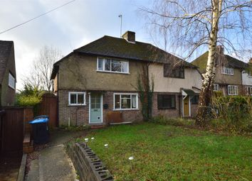 Thumbnail Semi-detached house for sale in Mid Street, South Nutfield, Redhill
