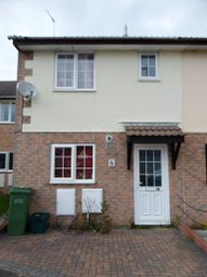 Thumbnail 2 bed terraced house to rent in Sanderling Close, Weymouth, Dorset