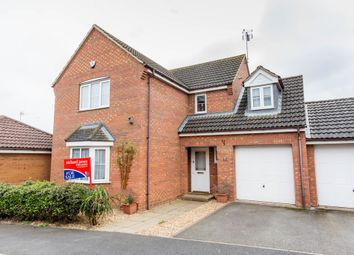 Thumbnail 4 bed detached house for sale in Dairy Way, Irthlingborough, Wellingborough