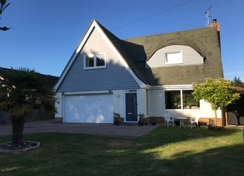 Thumbnail 4 bed detached house to rent in Ferringham Lane, Ferring, Worthing
