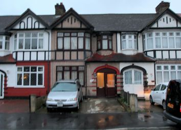 Thumbnail 3 bed terraced house for sale in Eccleston Crescent, Chadwell Heath, Essex