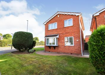Thumbnail 3 bed detached house for sale in Bennetts Road South, Coventry