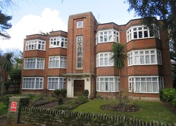Thumbnail 3 bed flat for sale in Grove Road, Bournemouth