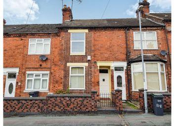 Thumbnail 3 bed terraced house for sale in Sun Street Shelton, Stoke-On-Trent