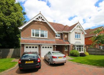 Thumbnail 5 bed detached house for sale in Kivernell Road, Milford On Sea, Lymington, Hampshire