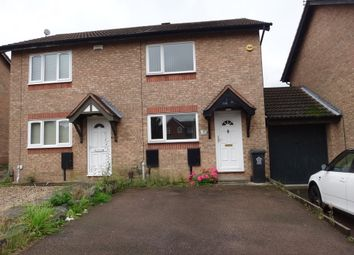Thumbnail 2 bed semi-detached house to rent in Ashtree Road, Hamilton, Leicester