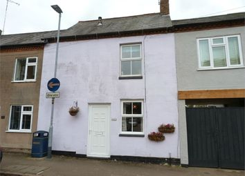 Thumbnail 2 bed cottage for sale in Baker Street, Lutterworth