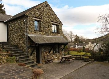 Thumbnail 2 bed barn conversion for sale in Bracken Fell, Outgate, Ambleside