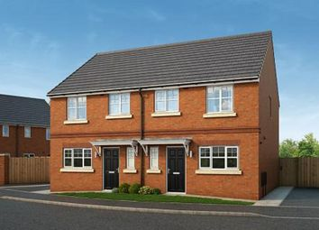 Thumbnail 3 bed semi-detached house for sale in Station Road, Birkenhead