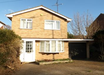 Thumbnail 3 bed property to rent in Bridgwater Drive, Westcliff-On-Sea
