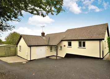 Thumbnail 3 bed detached bungalow for sale in Hayfield Road, Exbourne, Okehampton