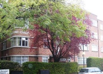 Thumbnail 2 bed flat to rent in Westend Court, Priory Road, London