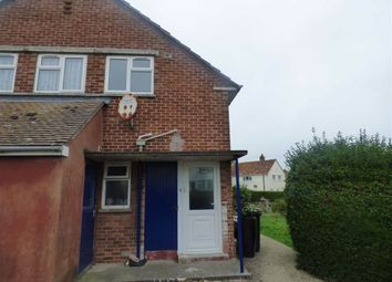 1 bed maisonette for sale in Leeds Crescent, Weymouth, Dorset DT4