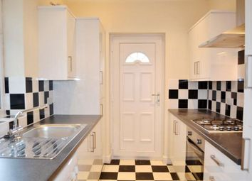 Thumbnail 3 bed flat to rent in Meldon Terrace, Heaton, Newcastle Upon Tyne