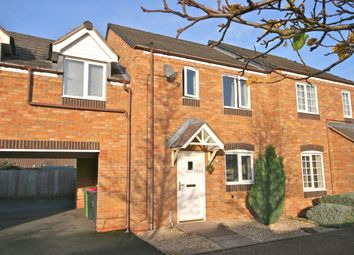 Thumbnail 3 bedroom terraced house for sale in Moorhouse Close, Wellington, Telford
