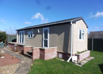 Thumbnail 1 bed mobile/park home for sale in Ashdale Park, London Road, Brandon