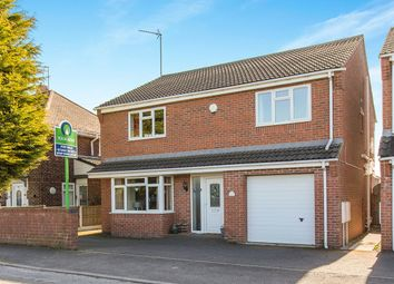 Thumbnail 4 bed detached house for sale in Coupe Lane, Clay Cross, Chesterfield