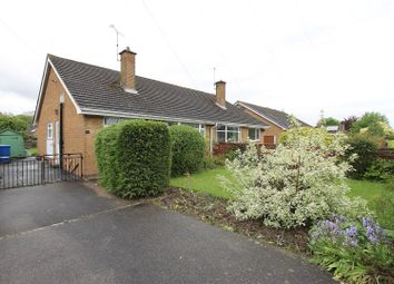Thumbnail 2 bed semi-detached bungalow for sale in Hathern Close, Brimington Common, Chesterfield