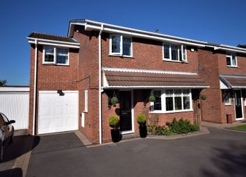 Thumbnail 4 bed detached house for sale in Park Hall Crescent, Birmingham