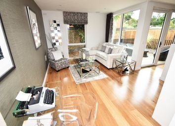 Thumbnail 1 bed flat for sale in St Bernards Gate, Uxbridge Road, Hanwell
