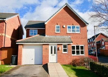 Thumbnail 4 bed detached house for sale in Greenshank Close, Heysham, Morecambe