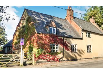 Thumbnail 4 bed detached house for sale in Main Street, Ashby Parva