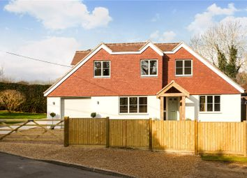 Thumbnail 4 bed detached house for sale in Woodside Road, Chiddingfold, Godalming, Surrey