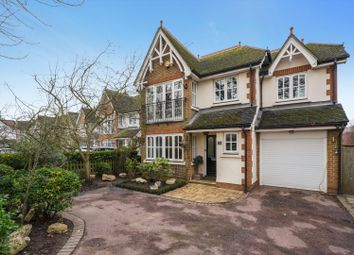 Foley Road, Claygate, Esher, Surrey KT10. 4 bed detached house for sale