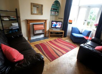 Thumbnail 3 bed terraced house to rent in Gelligaer Street, Cathays, Cardiff