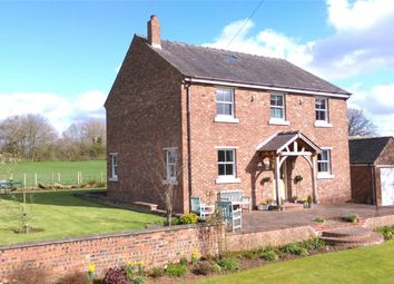 Thumbnail 4 bed detached house for sale in Pow Leas, Stainton, Carlisle, Cumbria