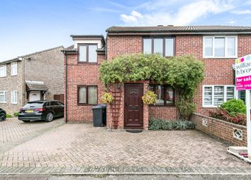 Thumbnail 3 bed end terrace house for sale in Talbot Road, Sudbury