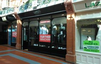 Thumbnail Retail premises to let in Unit 33, Royal Star Arcade, High Street, Maidstone