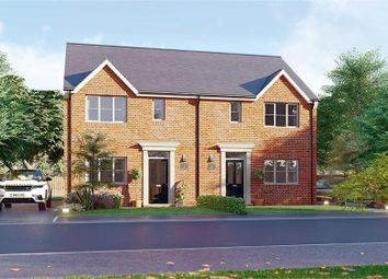 Thumbnail 3 bedroom semi-detached house for sale in The Hambleton At Oak Tree Park, Stancliffe Homes, Shireoaks, Worksop, Nottinghamshire