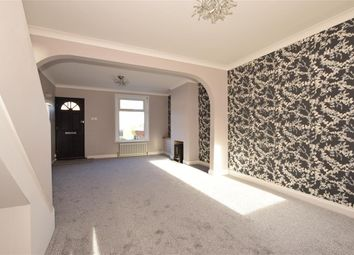 Thumbnail 2 bed terraced house for sale in Clarence Road, Newport, Isle Of Wight