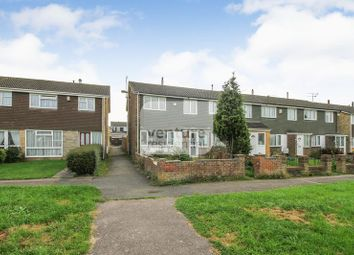 Thumbnail 3 bed terraced house for sale in Verulam Gardens, Luton