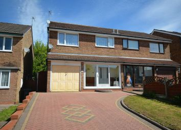 Thumbnail 3 bed semi-detached house to rent in Broad Acres, Northfield, Birmingham