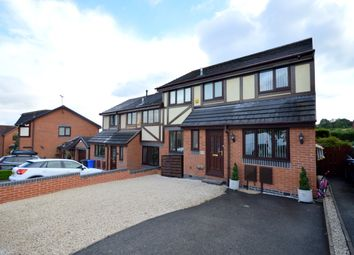 Thumbnail 4 bed semi-detached house for sale in Moor Farm Avenue, Mosborough, Sheffield