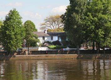 Strand On The Green, Chiswick W4. 5 bed property for sale