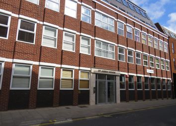 Thumbnail 2 bedroom flat for sale in St. James Avenue, Peterborough